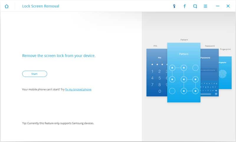 Note 7 Forgot Password tutorial step 2