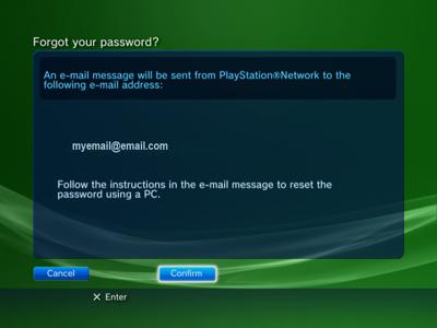 How To Reset PSN Password Using PS3? - Password Buddy