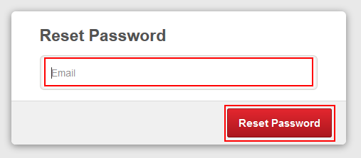 Pinterest password recovery step 2