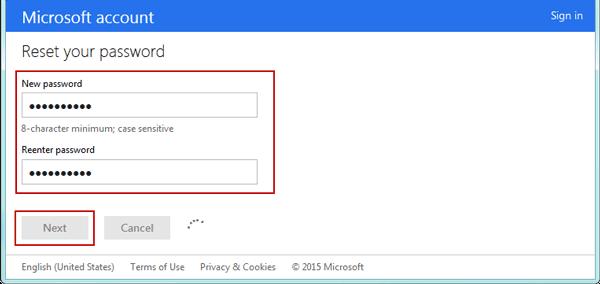 Reset Your Windows 8 Password - Password Buddy